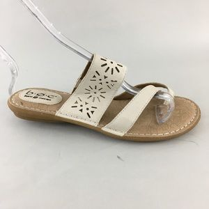 Boc Born Sandals Thongs Slides Cutout 8M